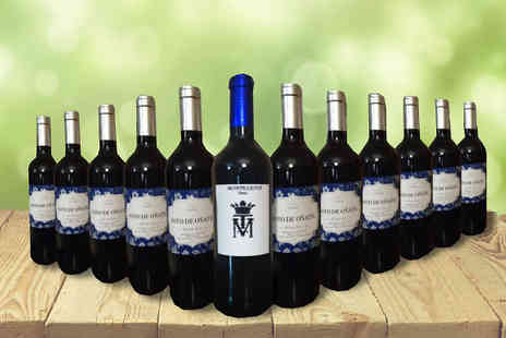 Money2 ecommerce global  - 12 Bottles of Rioja Red Wine - Save 65%