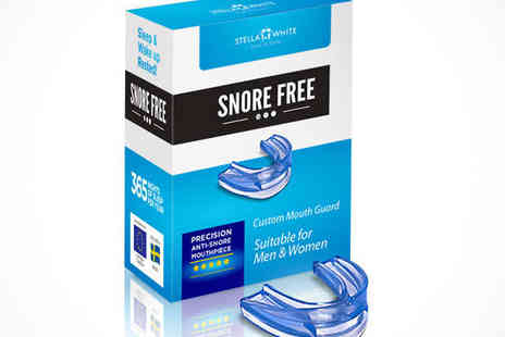 Stella White - Snore Free Mouthguard - Save 84%