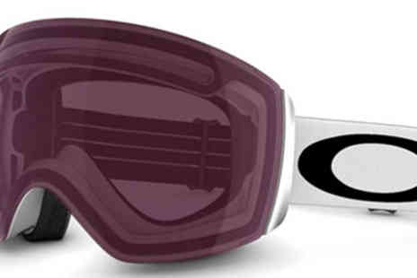 King of Shades - Mens Oakley Snow Goggles 59 717 Flight Deck - Save 28%
