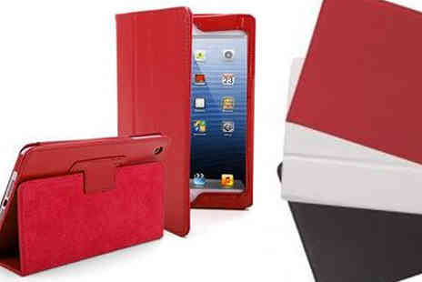 Simply Wholesale Europe - iPad Mini PU Leather Case - Save 40%