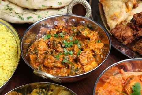 Riverside Lounge - Two Course A La Carte Indian Meal With Rice - Save 48%
