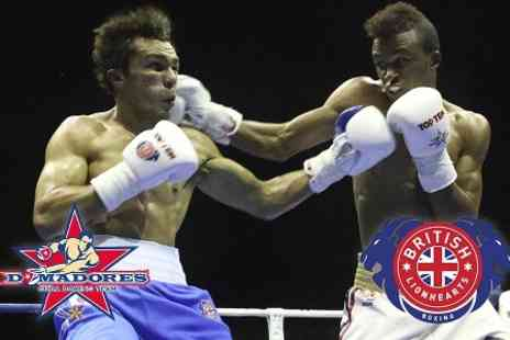 GB Boxing - Adult  Ticket to World Series of Boxing - Save 20%