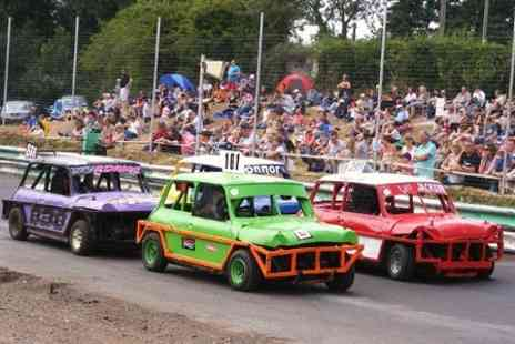 Grimley raceway - Entry to Grimley Raceway For Two Adults or a Family  - Save 50%