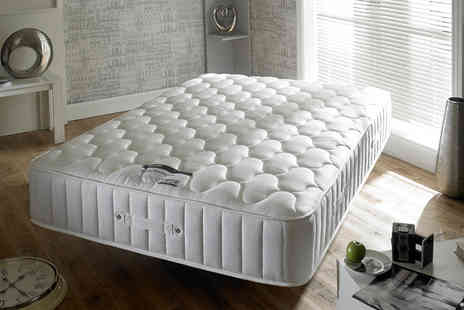 This is Nice -  Forest Dream 3000 bamboo pocket mattress plus DELIVERY INCLUDED - Save 80%