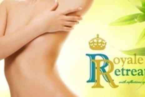 Royale Retreat - Six Sessions of IPL on One Large Area and One Small Area - Save 90%