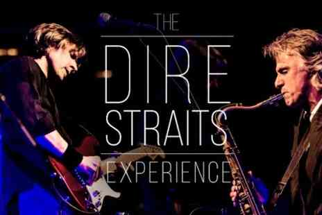 Loose Cannon - Two Tickets to The Dire Straights Experience  - Save 50%