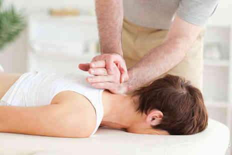 Paddy Hamilton Sports Therapy - Hour Long Sports Massage - Save 50%