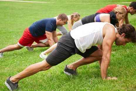 Bodyblast Boot Camp - Eight Sessions of Bodyblast Boot Camp - Save 0%