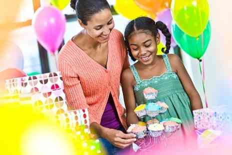 Funcraft Parties - Childrens Cupcake Party - Save 60%
