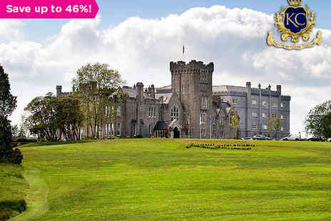 Kilronan Castle - Four Star Hospitality in a Gothic Castle - Save 46%