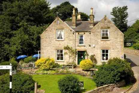The Inn at Hawnby - £55 Towards A La Carte Menu For Two  - Save 47%