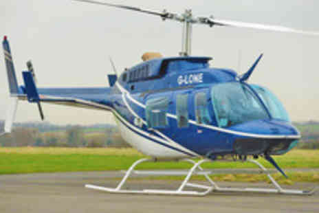 Central Helicopters - Thrilling Six Mile Helicopter Experience - Save 26%