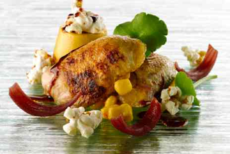 Park House - Double AA Rosette Five Dish Tasting Menu with Prosecco - Save 43%