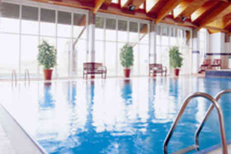 The Marine Hotel - Spa Day with Treatments and a Two Course Lunch for One - Save 56%