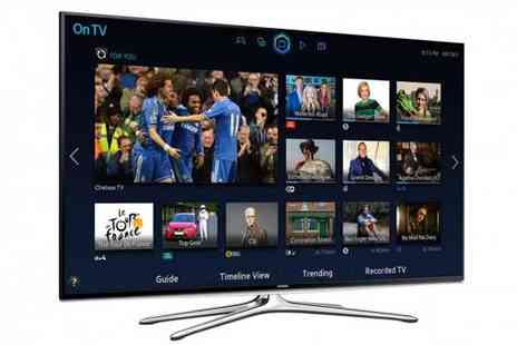 Electrical Experience - Samsung 32 inch Smart TV  - Save 21%