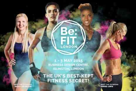 Be:Fit London  - Ticket to Be Fit London - Save 0%