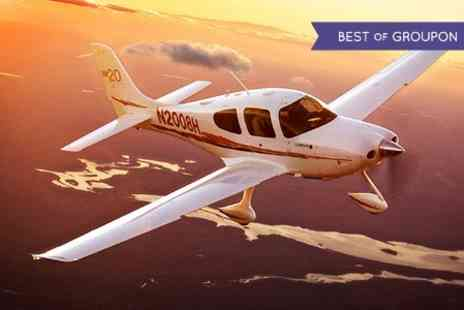 Adventure 001  - Land Away Double Flying Lesson For One  - Save 46%