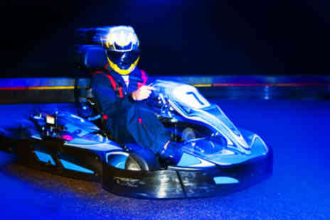 M4 Karting - £16 for 30 laps of go karting worth £40 - Save 60%