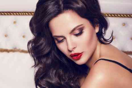 Bespoke Hair & Beauty - Ladies Cut, Condition and Blow Dry With Highlights or Colour  - Save 54%