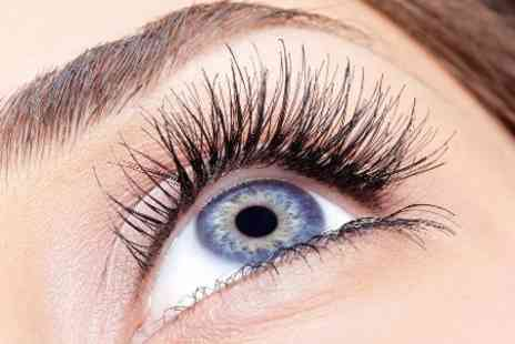 Studio 57 Hair & Beauty - Eyelash Extensions and Eyebrow Shape - Save 57%
