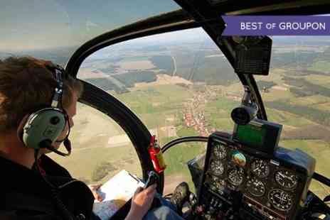 Adventure 001 - Silverstone Flying Lesson For One  - Save 0%