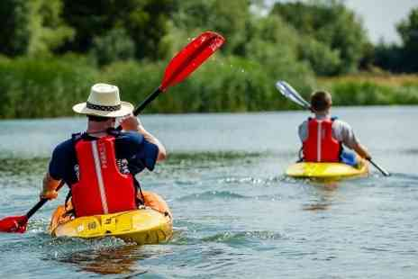 Engage Watersports - Introduction to Paddle Sports  - Save 30%