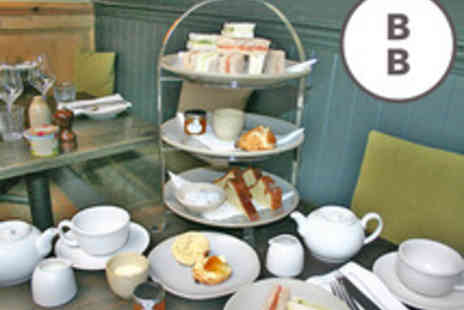 Brasserie Blanc - Brasserie Blanc Afternoon Tea for Two   - Save 0%
