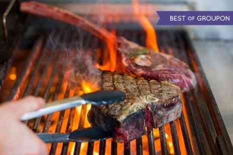 Rextail - Porterhouse Steak With Sides For Two - Save 59%