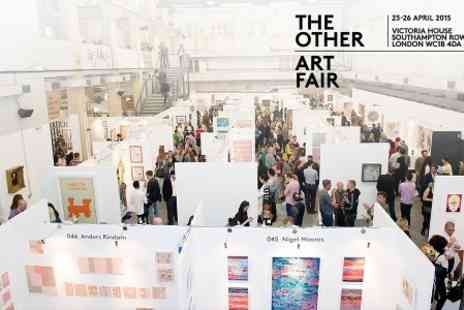 Other Art Fairs - Entry to The Other Art Fair - Save 27%