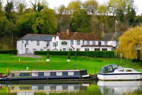 Shillingford Bridge Hotel - One Night stay For Two With Breakfast, Dinner and Prosecco   - Save 0%