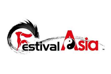 FestivalAsia - Adult Ticket to FestivalAsia - Save 11%