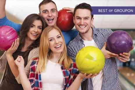 Psl bowling -  Two Games Plus Drinks For Two  - Save 62%