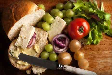 The Parlour - Ploughmans Lunch and Beer or Wine For Two - Save 43%