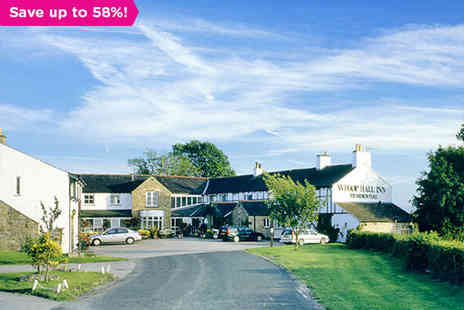The Whoop Hall - One Night stay Country Inn - Save 52%