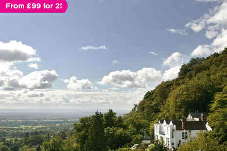The Cottage in the Wood Hotel - A Hotel High in the Malvern Hills - Save 0%