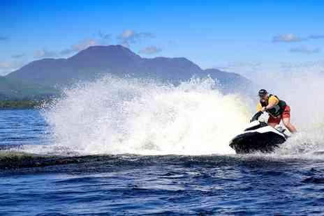 Jetski Safaris - Jetski Safari Loch Lomond  - Save 49%