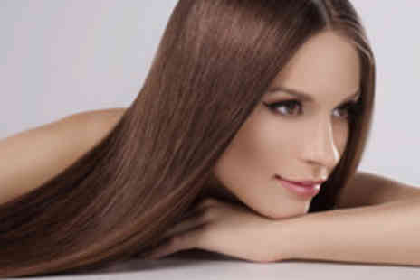 ROXY Beauty - A Choice of Hair Glossing or Brazilian Blow Dry Smoothing Treatments - Save 61%