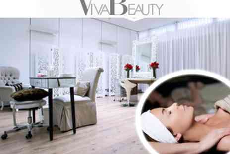 Viva Beauty - £20 One Hour Luxury Facial or Massage plus 20% off further treatments  - Save 69%