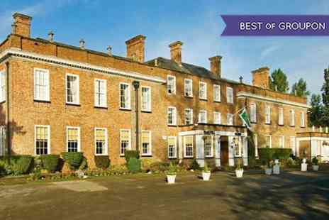 Blackwell Grange Hotel - One Night stay For Two With Breakfast, Dinner and Wine - Save 0%