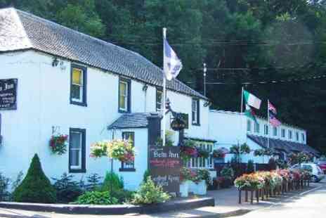 The Bein Inn - One Night Stay For Two With Breakfast and Prosecco - Save 45%