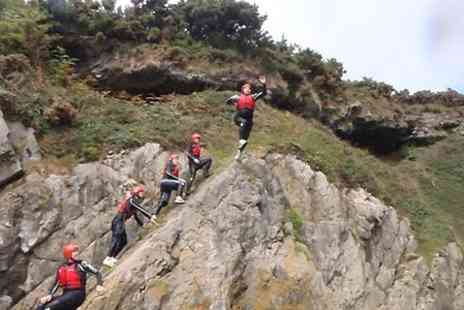 Activities Wales - Gorge Walking For One - Save 40%