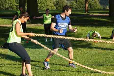 UK Outdoor Fitness - Eight Boot Camp Sessions - Save 82%
