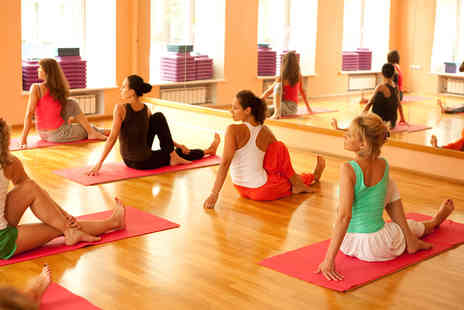 Blue Lotus Yoga - Six beginner yoga classes - Save 67%
