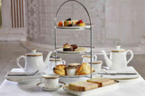The Waldorf Hilton - Afternoon Tea for Two  - Save 52%