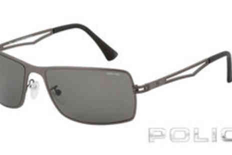 One Reward - Police branded mens sunglasses  plus delivery - Save 0%