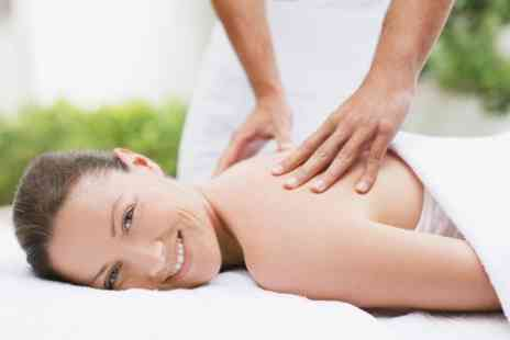 Extreme Relaxation - 45 Minutes Choice of Massage - Save 61%