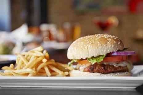 Badabing - Burger With Peroni For Two  - Save 41%