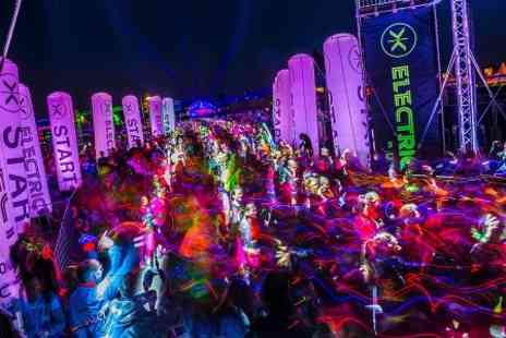Edge Sports - Electric Run London Entry With T Shirt - Save 21%