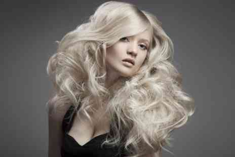 Glowing Salon - Restyle Cut, Condition and Blow Dry  Plus Highlights or Colour - Save 71%