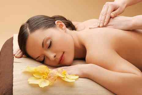 Salon and Training  - 30 minute reflexology treatment or 30 minute back, neck and shoulder massage  - Save 55%